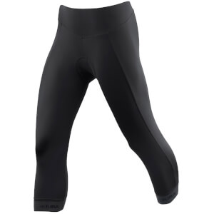 Altura 2018 Women's Progel 3 3/4 Tights - Black