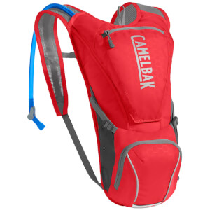 Camelbak Rogue 5L Hydration Backpack - Racing Red/Silver