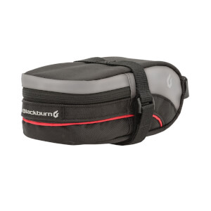 Blackburn Local Medium Seat Bag - Black/Grey
