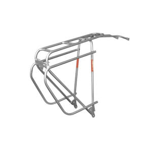Tortec Epic Alloy Rack - Silver