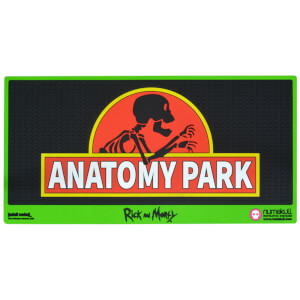 Official Rick and Morty Anatomy Park Door Mat