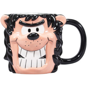 Beano Shaped Mug - Gnasher