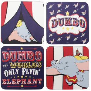 Dumbo Coaster Set