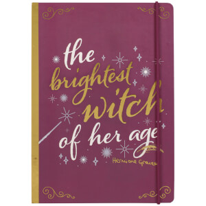 Harry Potter Notebook - Hermione Granger