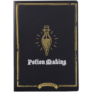 Harry Potter Notebook - Potions