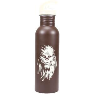 Star Wars Water Bottle - Chewbacca