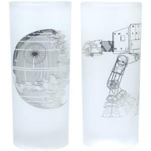 Star Wars Glasses Set - Death Stay