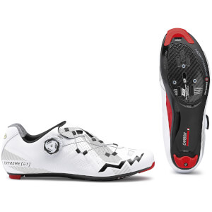 Northwave Extreme GT Road Shoes - White