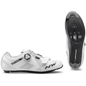Northwave Storm Road Shoes - White