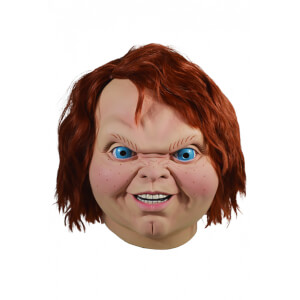 Trick Or Treat Child's Play 2 - Evil Chucky Mask