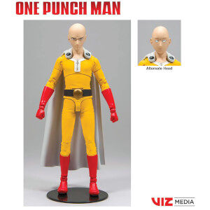 "McFarlane Toys One Punch Man 7"" Action Figures Saitama"