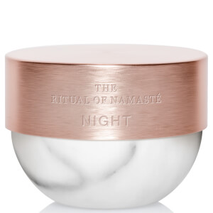 The Ritual of Namasté Radiance Anti-Aging Night Cream