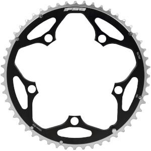 FSA Alloy Road Chainring (2 x 11, 130 x 53T, 5h, 12mm Pin)