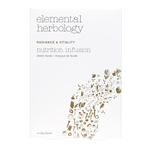 Elemental Herbology Nutrition Infusion Sheet Mask (Single Pack) (Free Gift)