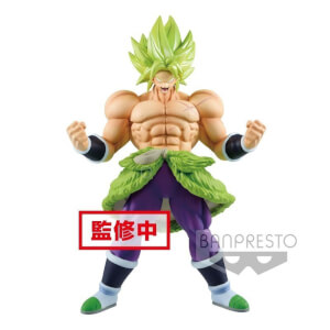 Banpresto Dragon Ball Super Movie Super Saiyan Broly Full Power Statue