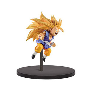 Statuetta di Goku SS 3, Son Goku, Dragon Ball, Fes!!, Vol. 10, Banpresto