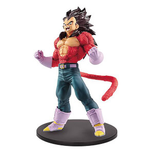 Banpresto DB GT SS 4 Vegeta Blood of Saiyans Special IV Statue