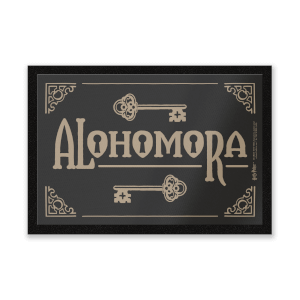 Harry Potter Alohomora mat