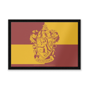 Harry Potter Gryffindor Household Entrance Mat