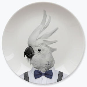 Wild Dining - Cockatoo Plate