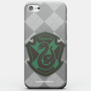 Coque Smartphone Écusson Serpentard - Harry Potter pour iPhone et Android