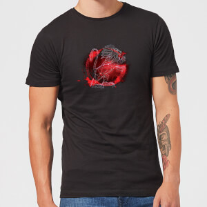 Harry Potter Gryffindor Geometric t-shirt - Zwart