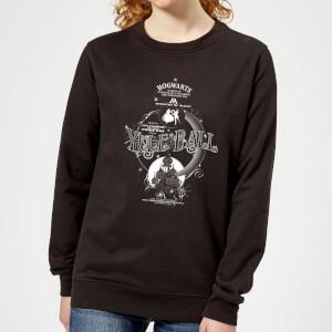 Harry Potter Yule Ball Women's Sweatshirt - Black