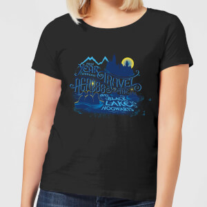 Harry Potter First Years Women's T-Shirt - Black