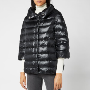 Herno Women's Aminta Iconic Hooded Down Jacket - Black