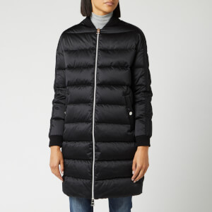 Herno Women's Raso Bordi Down Jacket - Black