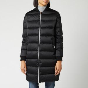 Herno Women's Raso Bordi Down Jacket - Black