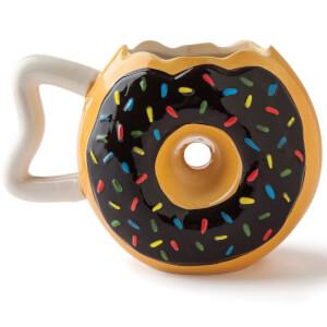 Glasierte Donut Tasse