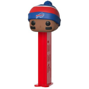 NFL Bills Pop! PEZ