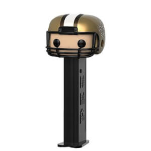 NFL Saints Funko Pop! Pez
