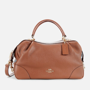 Coach Women's Leather Aidy Satchel - 1941 Saddle