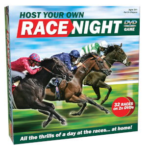 Host Your Own Race Night Board Game