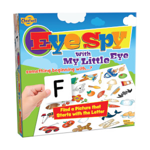 I Spy with my Little Eye Card Game