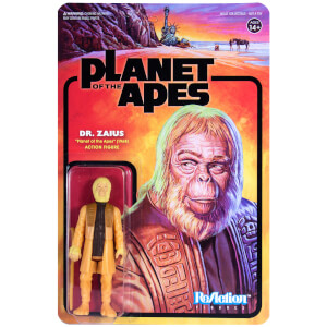 Super7 Planet of the Apes Wave 1 Dr. Zaius ReAction Figure