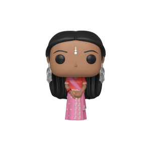 Harry Potter Yule Ball Parvati Patil Funko Pop! Figuur