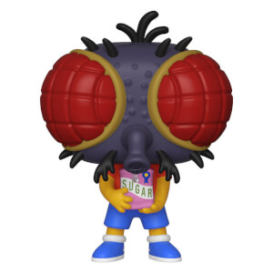 The Simpsons - Fliege Bart Pop! Vinyl Figur