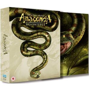 Anaconda 1-4 (Boxset)