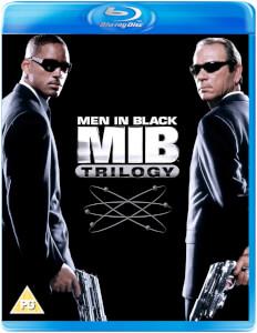 Men In Black - Trilogy