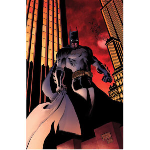Detective Comics Batman Issue #1000 - 1990s Variant Cover Edition