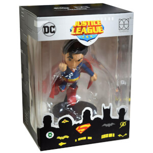 Herocross Justice League PVC Action Figure Superman 9 cm