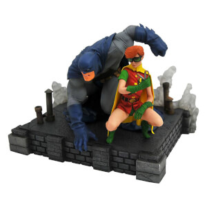 Diamond Select The Dark Knight Returns DC Comic Gallery PVC Statue Batman & Robin 20 cm