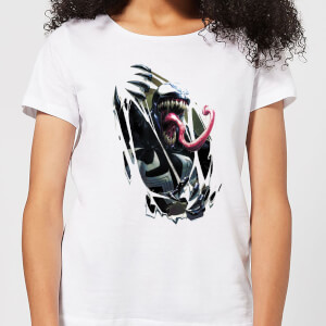 Marvel Venom Inside Me Women's T-Shirt - White