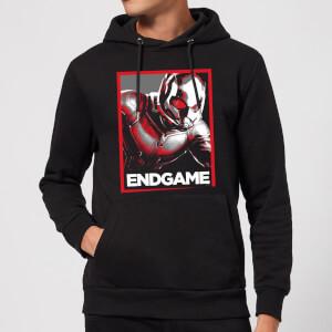Avengers Endgame Ant-Man Poster Hoodie - Black