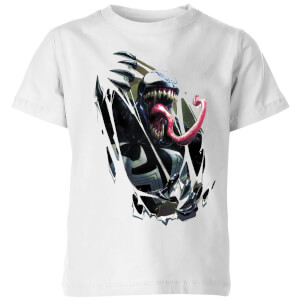 Marvel Venom Inside Me Kids' T-Shirt - White