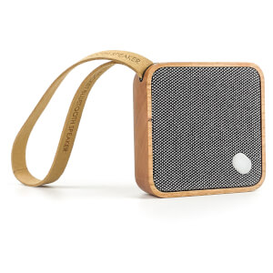 Gingko MI SQUARE Pocket Bluetooth Speaker - Cherry