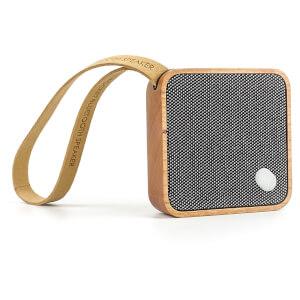 Gingko MI SQUARE Pocket Bluetooth Speaker - Cherry